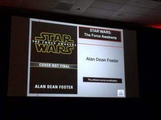 Alan Dean Foster írja Az ébredő Erő regényváltozatát
